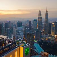 Banyan Tree Kuala Lumpur, hotel in Bukit Bintang, Kuala Lumpur