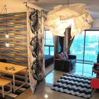 Cozy and Spacious 2 Bedroom, Family Home Cybersquare 21 Cyberjaya, Flexihome-MY