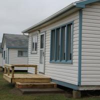 Cape View Motel & Cottages, hotel em Mavillette