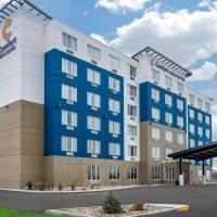 Comfort Inn & Suites, hotel em North Battleford