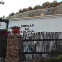 Cuevas La Solana, hotel en Graena