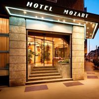 Hotel Mozart, hotel v Miláně