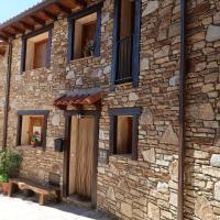 La Casa EmBoscada, hotel en Horcajo de la Sierra