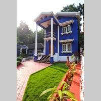 The Pereira's Goan Homestay Villa, hotel near Dabolim Airport - GOI, Marmagao