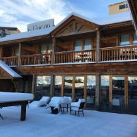 Le Cocon Des Neiges & Spa, hôtel à Pra-Loup