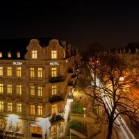 Hotel Silesia, отель в Гёрлице