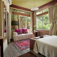 Palm Gallery Garden House, hotel a Roma, Nomentano