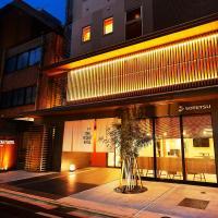 THE POCKET HOTEL Kyoto Shijo Karasuma, hotel in Kyoto