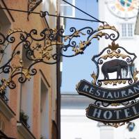 Hotel Elefant, hotel in Salzburg