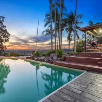 Byron Hinterland Villas, hotel em Clunes
