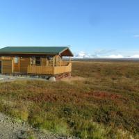 Ekra Cottages, hótel við Lagarfljótsvirkjun