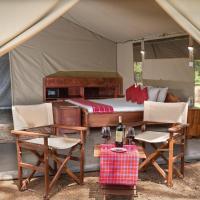 Hammerkop Migration Camp, hotel v destinaci Masai Mara