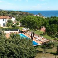 Casa a 50 mt dal mare con piscina a Quercianella