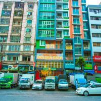 Golden Gate China Town Hotel, hôtel à Yangon