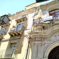 Palazzo Aprile, hotel a Caltagirone