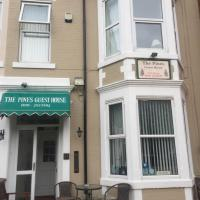 The Pines Guest House, hotel in Whitley Bay