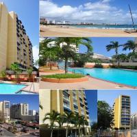 Non Stop party Apartment Condo, hotel near Luis Munoz Marin International Airport - SJU, San Juan