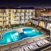 Pontos Family Resort Hotel, отель в Витязеве