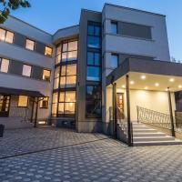 Pensiunea Select Central, hotel in Târgu-Mureş