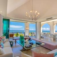 Luxury Beach Penthouse Chef + Cleaning incl - Cap Cana