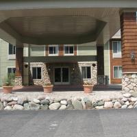 Pellston Lodge, hotel in Pellston