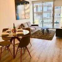 MONTERREY LIVING Nuevo Sur, apartment near to Fundidora, Cintermex NS79