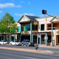 Quality Hotel Sherbourne Terrace, hotel in Shepparton