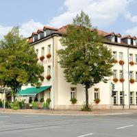 Schwarzer Bär Jena, отель в городе Йена