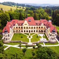 Rubezahl-Marienbad Luxury Historical Castle Hotel & Golf-Castle Hotel Collection, hotel v destinaci Mariánské Lázně