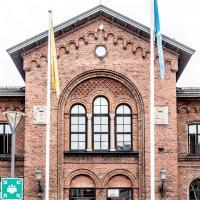 Stationen B&B, hotell i Ystad