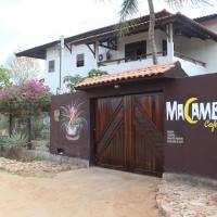 macambira café pousada, hotel em Delmiro Gouveia