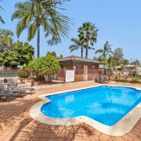 Central Caravan Park, hotel near Perth Airport - PER, Perth