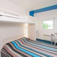 hotelF1 Saintes, hotel in Saintes