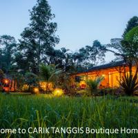 Carik Tangis Boutique Homestay, Hotel in Jatiluwih