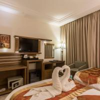Petra Moon Hotel, hotel v destinaci Wadi Musa