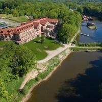 Dolina Charlotty Resort&Spa – hotel w mieście Słupsk