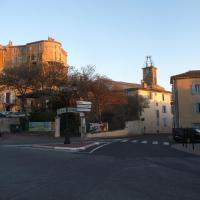 Logis du Comte, hotel in Suze-la-Rousse