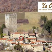 La Casina, hotell i Stia
