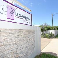 Alexandra Apartments, hotel in Bundaberg