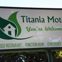Titania Motel, hotel in Oberon