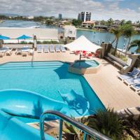 Tiki Hotel Apartments Surfers Paradise