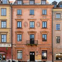 P&O Serviced Apartments Old Town Square Studio
