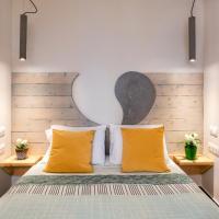 Afrodete Hotel, hotel en Firostefani