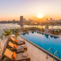 Kempinski Nile Hotel, Cairo, hotel in Cairo