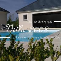 Villa 2008, Hotel in Chichée