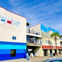 Sea and Breeze Hotel and Condo, hotel in Tybee Island