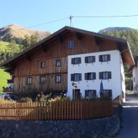 """Ferienhaus """"Zum Schutzpatron"""", hotel in Bschlabs"""
