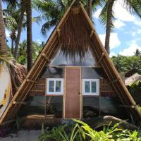 Union Beach A-Frames, hotel in Caticlan