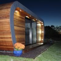 The Pod & Cwtch luxury accommodation, hotel in Aberaeron