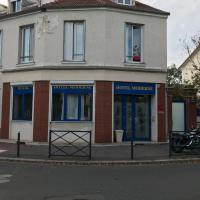 Hotel Moderne, hotel in Saint-Maur-des-Fossés